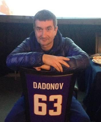 Георгий Додонов